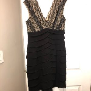 Dress Barn Collection lace dress